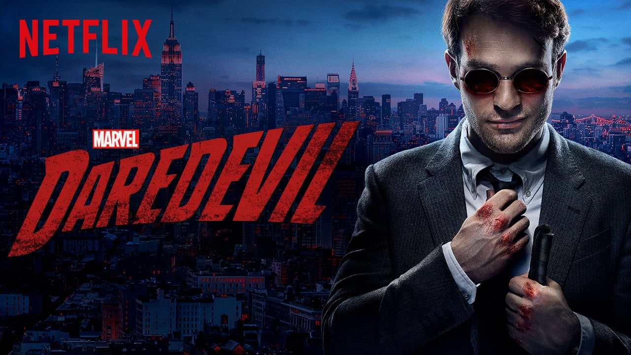 Netflix – Daredevil Interactive Dual Screen Gaming Projects