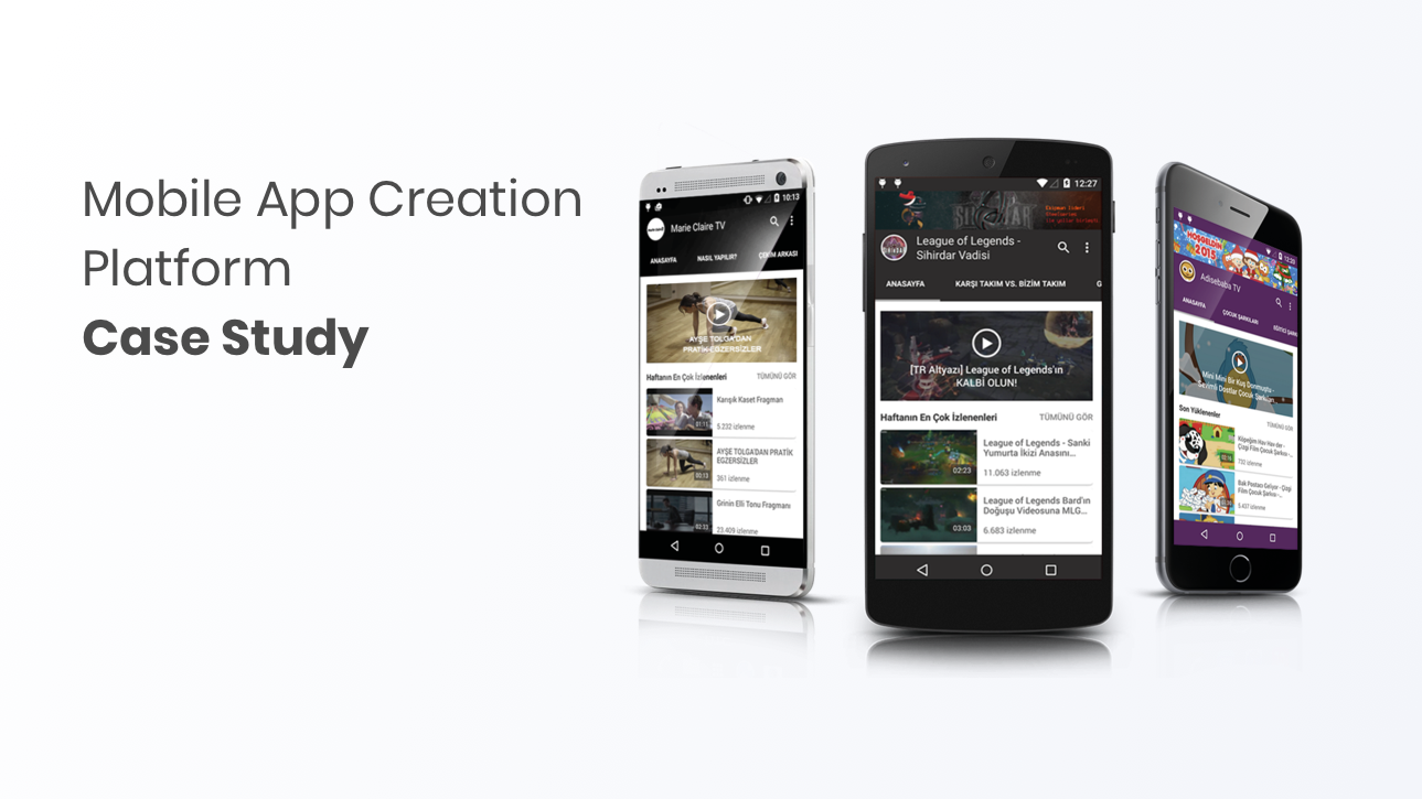 Empower Mobile Application Creation Platform