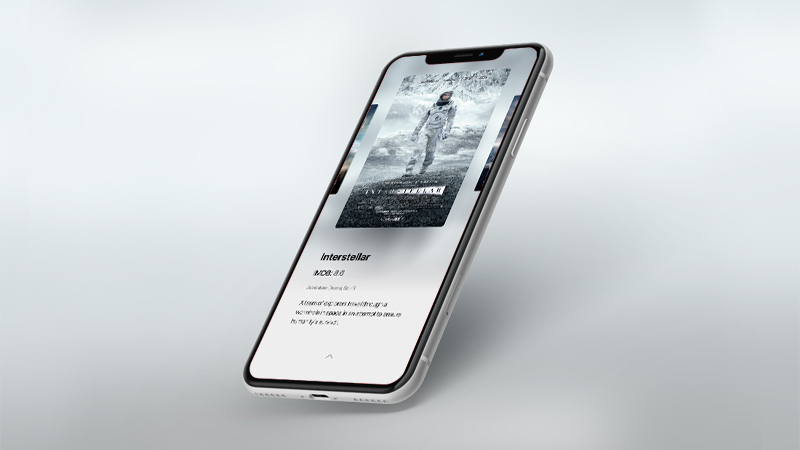 Movie App Prototyping